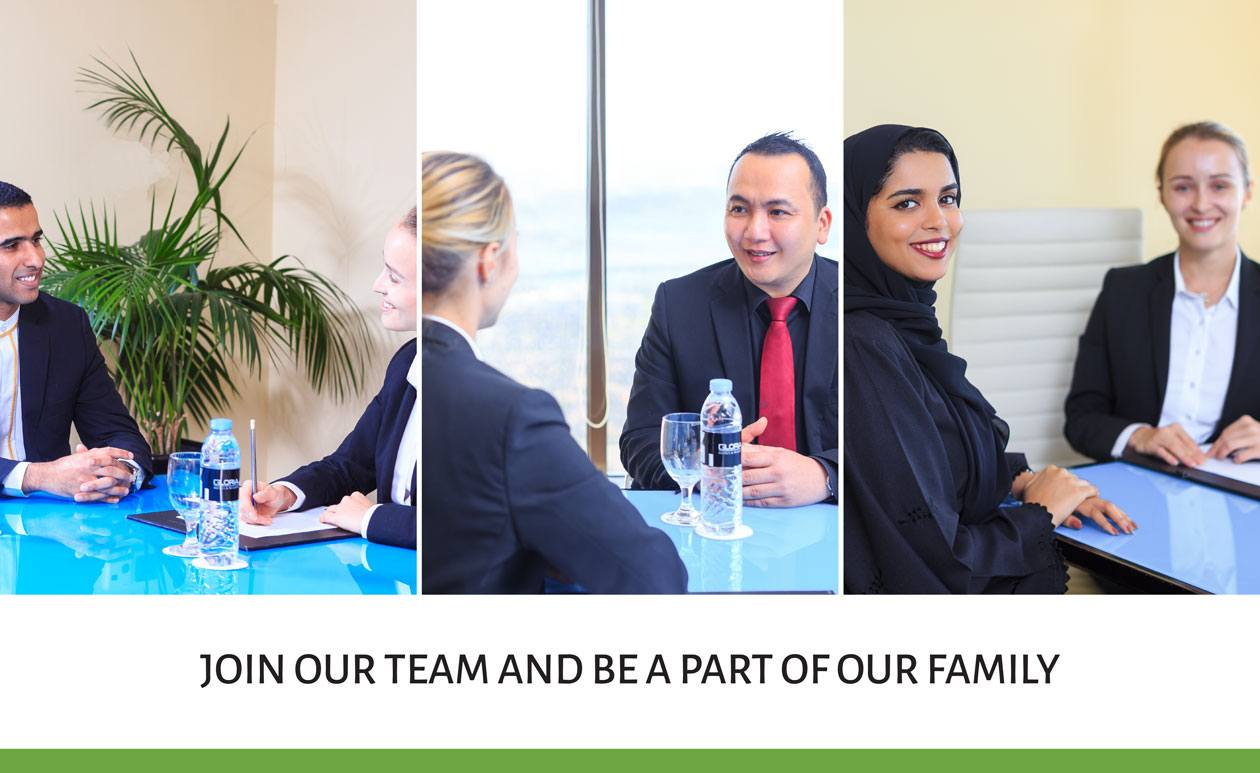 Careers | Gloria Hotels & Resorts in the Middle East